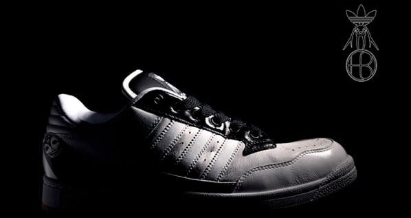 Adidas x Upper Playground You Aint Gotta Lie to Kick It
