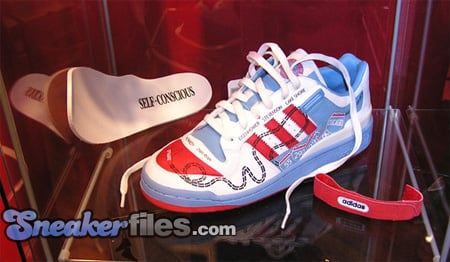 Self Conscious X Adidas Collaboration and Encore Update