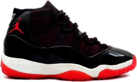 huge discount 838c6 cb010 Air Jordan Original - OG 11 (XI) Black - True Red - White ...