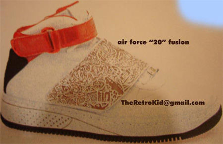 Air Jordan Force Fusion 20 (XX) First Look
