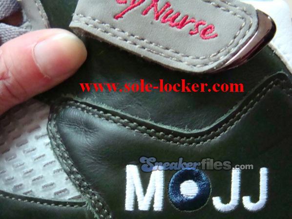 Air Jordan Force Fusion 5 (V) Grey Nurse MJJ