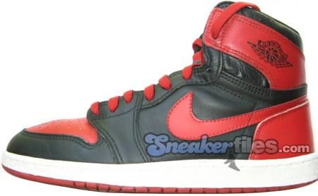 Air Jordan Original / OG 1 (I) Black / Red