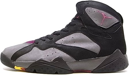 best loved 3990a d5c71 Air Jordan Original - OG 7 (VII) Bordeaux Black / Light ...