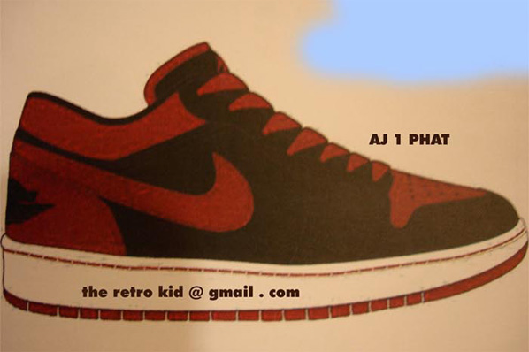 Air Jordan Retro 1 (I) High and Low Preview