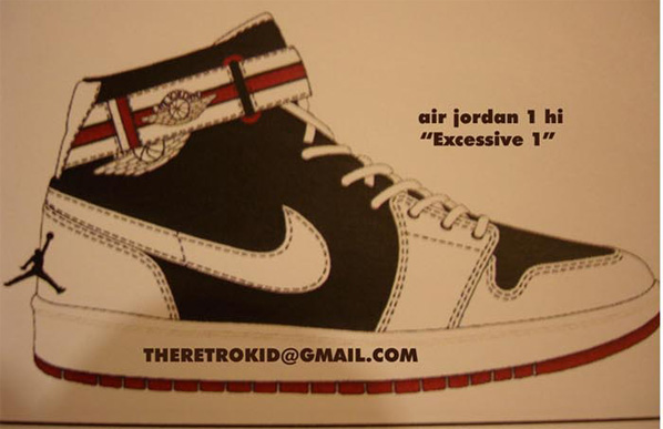 Air Jordan Retro 1 (I) High and Low Preview