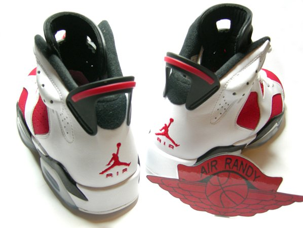 Air Jordan Retro 6 (VI) Carmine Countdown Pack