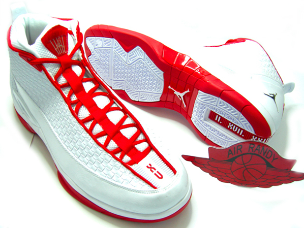 Air Jordan 15 (XV) SE White / Metallic Silver - Varsity Red