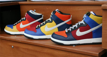 Nike Be True Dunk High Supreme Tier 0