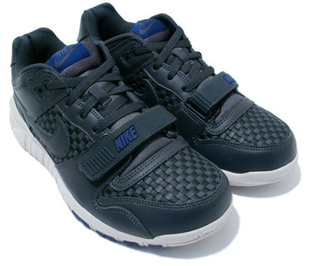 Nike Trainer Dunk Low - Charcoal Grey / Navy