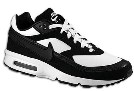 Nike Air Max BW Print - White / Black