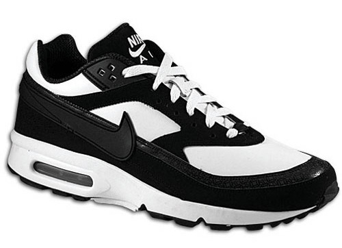 Nike Air Max BW Print - White/Black