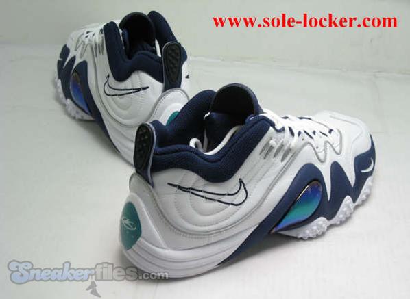 Nike Air Zoom Flight Five (V) B Retro Blueman Group Pack