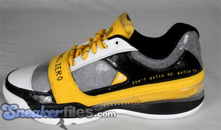 Adidas TS Lightswitch GIL II Zero x Channel Zero