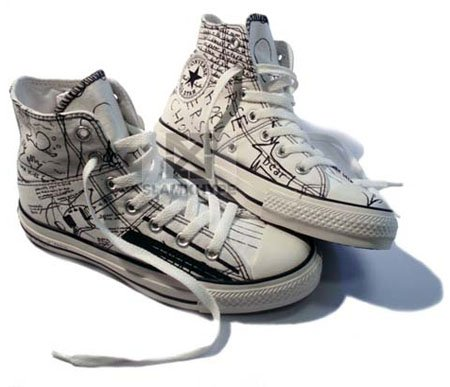 Converse Kurt Cobain Collection