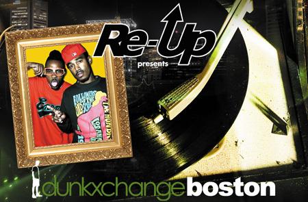 Dunkxchange Boston March 29th 2008