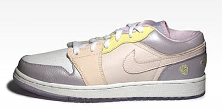 Air Jordan Retro I (1) Low Easter Edition Womens