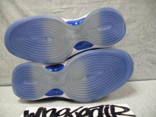Nike Zoom Flight 96 - Black   White   Varsity Blue  fea737860
