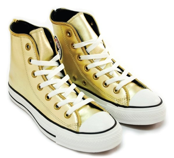Converse Chuck Taylor Gold High AS Zipper