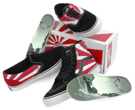 Vans Christian Hosoi Era and Sk8-Hi