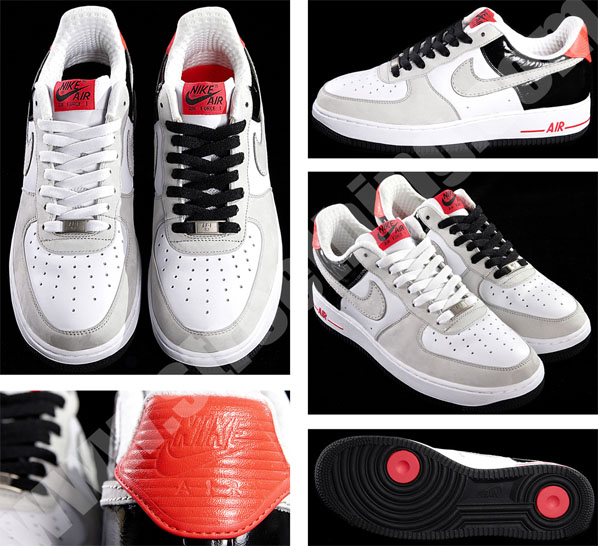 half off db7e8 6680f high-quality Nike Air Force 1 Infrared Air Max 90 and Neon Air Max 95