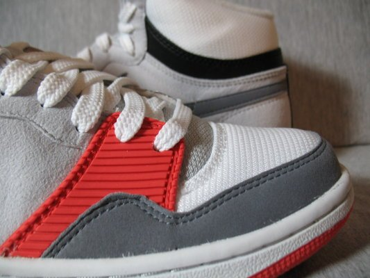 Nike Court Force High - Air Max 90 Infrared Inspired