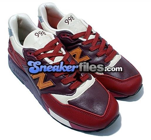 New Balance Luggage Pack ST33 - Red Super Team 33
