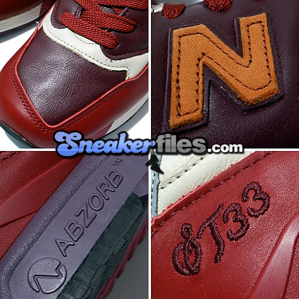 New Balance Luggage Pack ST33 - Red