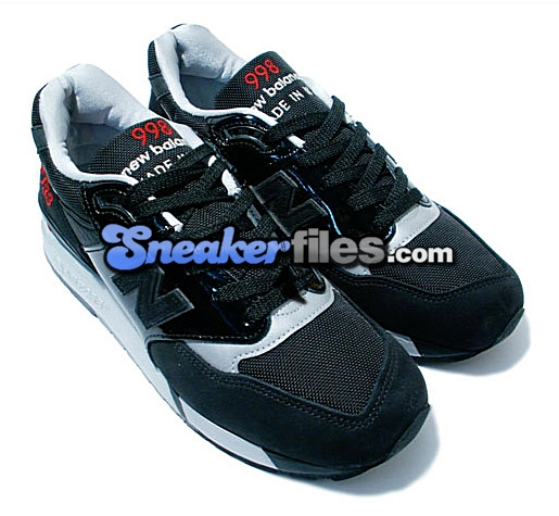 New Balance Luggage Pack ST33 - Black Super Team 33