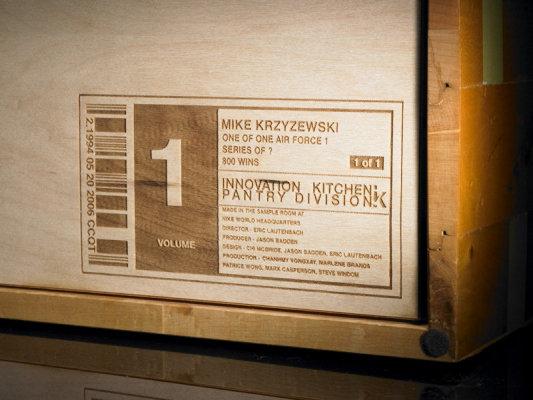 Nike Air Force 1 Mike Krzyewski Coach K 800th Win