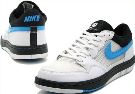 Nike Court Force Low Basic - Air Max 93 Inspired