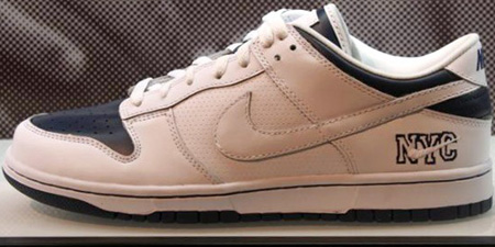 Nike Dunk Low New York Yankees House of Hoops