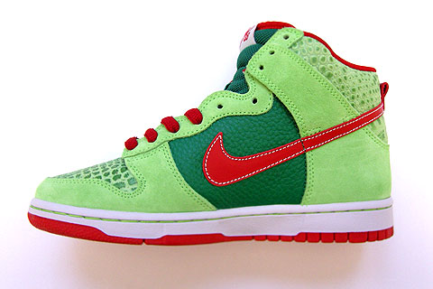 Nike Dunk SB High Dr. Feel Good March Release