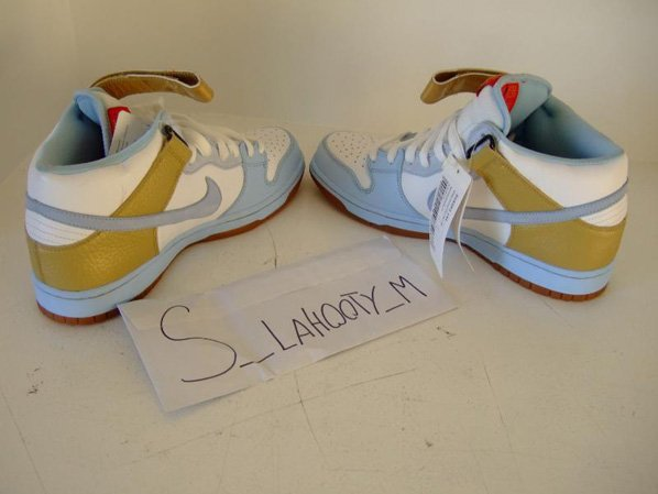 Nike Dunk SB Mid Clubber Lang