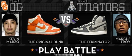 Nike Dunk Wars Volume 2