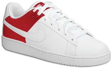Nike Santa Cruise White / Varsity Red