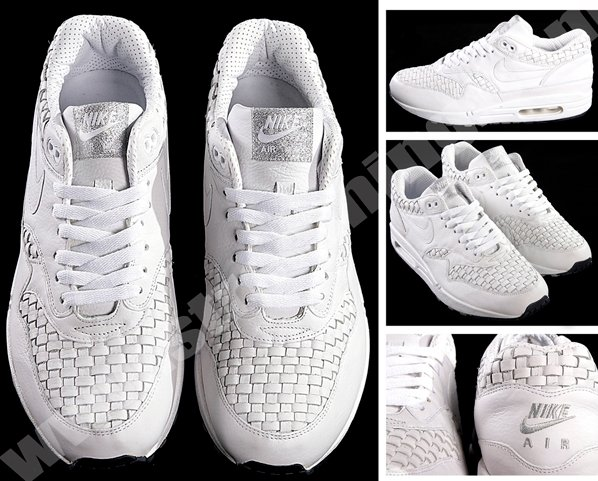 Nike White Woven Pack