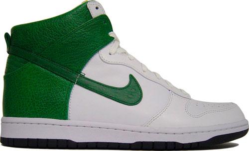Nike Dunk Hi Premium White Pine Green at Purchaze f24c9b989115