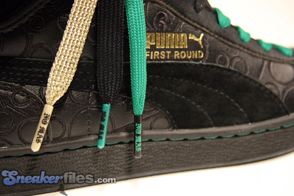 No Mas x Puma First Round Boston