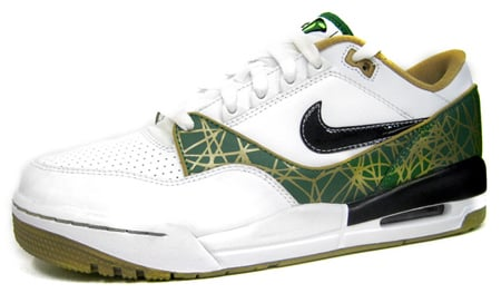 Nike Air Assault Low Quickstrike - St. Patrick's Day