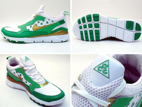 Nike Wildwood 90 Free Trail - St. Patrick's Day