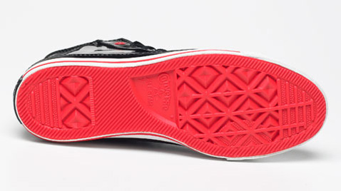 Lupe Fiasco x Converse Chuck Taylor High Product [RED]