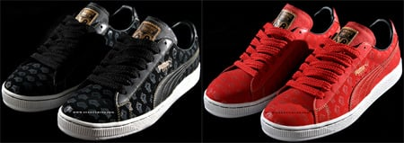 Puma Suede Tommie Smith Pack