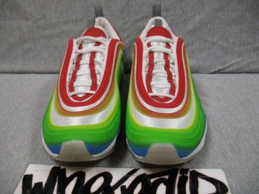 Nike Air Max 97 Lux - Rainbow Detailed Look