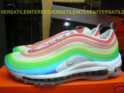 Nike Air Max 97 Lux - Rainbow