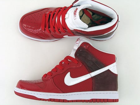 Nike Dunk High Premium Euro Champs - Korea