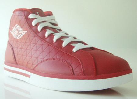 Jordan PHYL - Varsity Red / White