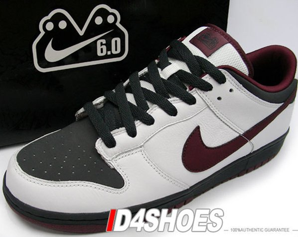 07f42a304d2a2 Nike Dunk Low 6.0 - New Redwood Anthracite
