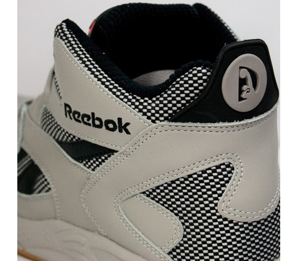 Reebok Pump D-Time Grey / Black / Pink