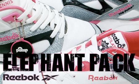 Reebok Elephant Pack