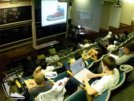Carnegie Mellon University - Sneakerology 101